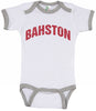 BAHSTON / Boston Inspired Ringer Onesie