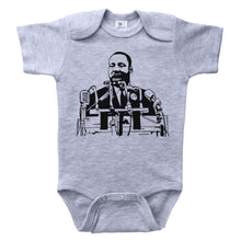 Load image into Gallery viewer, MARTIN LUTHER KING JR. / MLK Inspired Baby Onesie