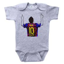 Load image into Gallery viewer, MESSI POINTING / Messi Pointing Baby Onesie