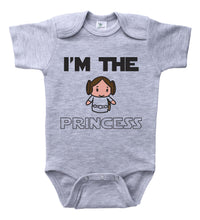 Load image into Gallery viewer, I'm The Princess / Basic Onesie