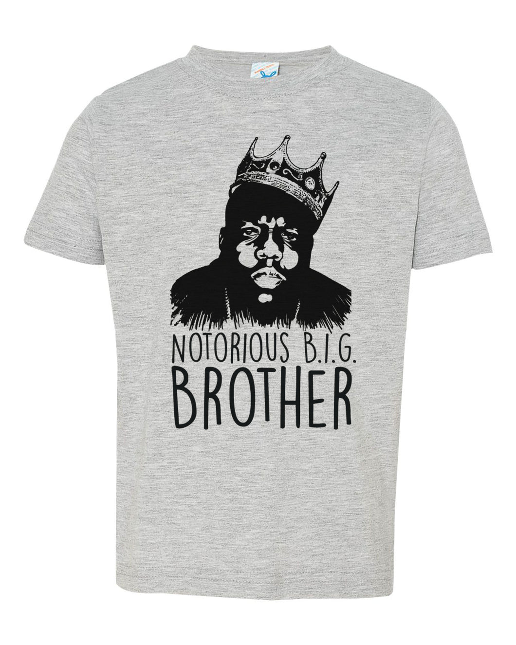 Notorious Big Brother / Toddler Crew Neck / Biggie Smalls