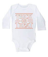 Load image into Gallery viewer, Trick or Treat / Stranger Things Inspired / Basic Onesie