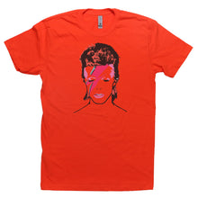 Load image into Gallery viewer, Orange Adult Unisex T-Shirt with Biggie Smalls Graphic