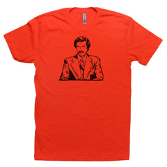 Ron Burgundy - Adult Unisex T-Shirt