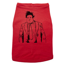 Load image into Gallery viewer, Red Dog T-Shirt with Chris Farley Graphic