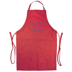 Suck it Trebek - Adult Apron