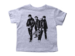 RUN DMC / Run DMC Crew Neck Short Sleeve Toddler Shirt