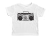 BOOMBOX / Boombox Crew Neck Short Sleeve Toddler Shirt