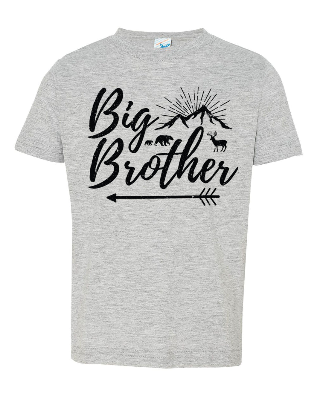 Big Brother Mountains / Youth / Toddler Crew Neck