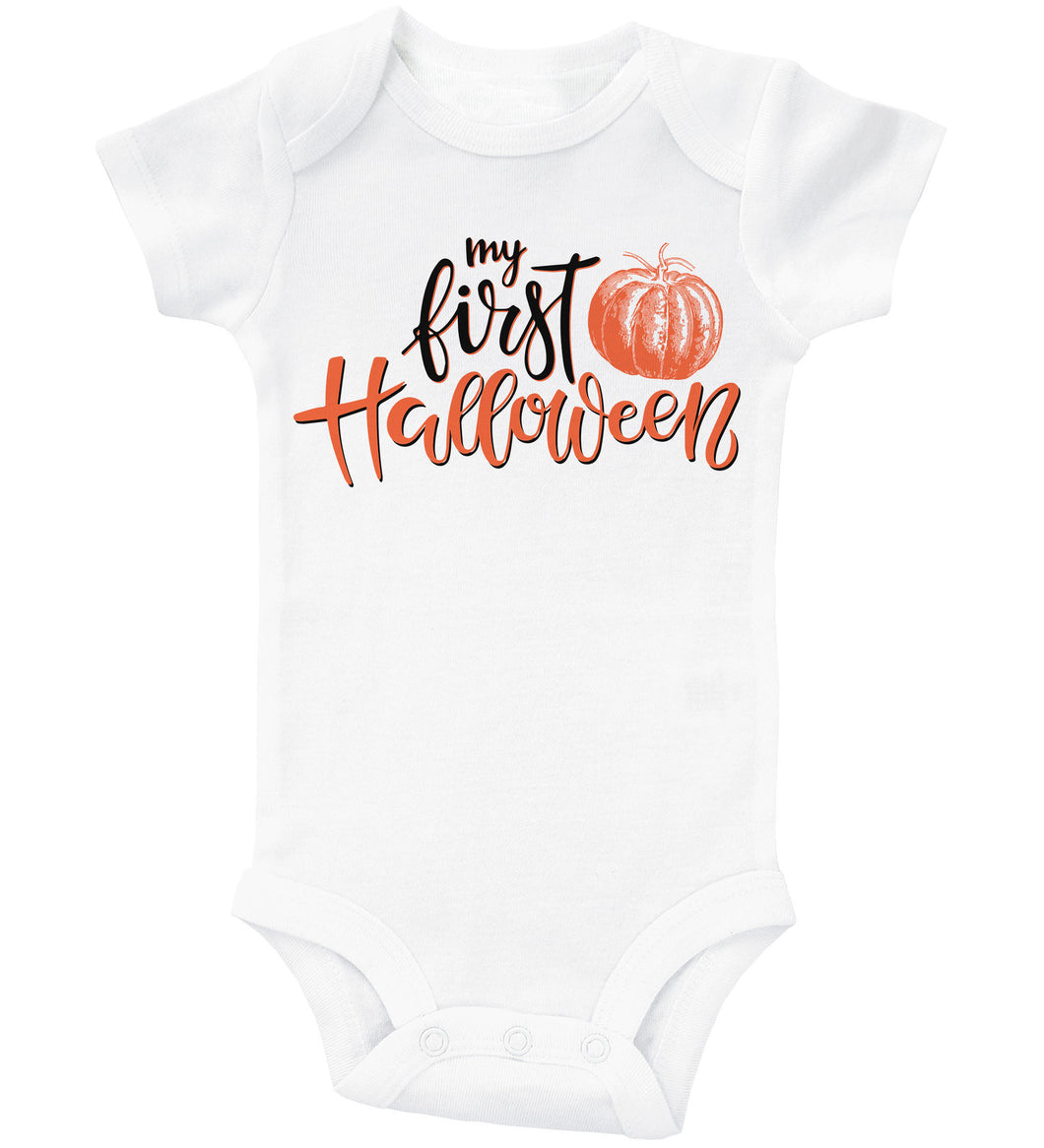My First Halloween / Basic Onesie