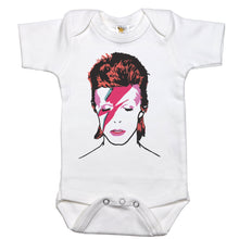Load image into Gallery viewer, David Bowie - Baby Onesie