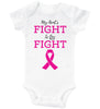 MY AUNT'S FIGHT IS OUR FIGHT / My Aunt's Fight Is Our Fight Baby Onesie