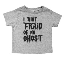 Load image into Gallery viewer, I Ain't 'Fraid of No Ghosts - Toddler Crew Neck