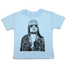 Load image into Gallery viewer, Kurt Cobain in Sunglasses - Toddler T-Shirt