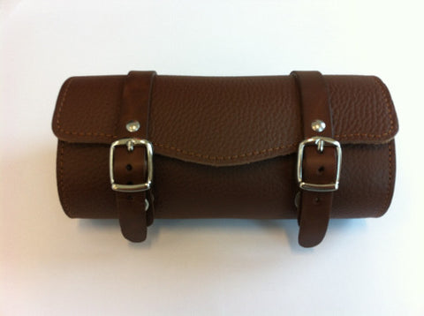 BAG - Saddle (brown leather)