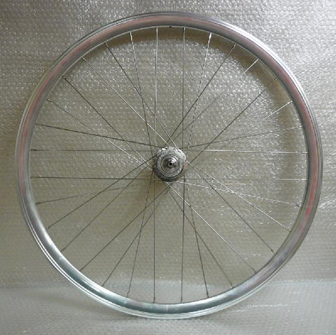 Rim - Rear (chrome)