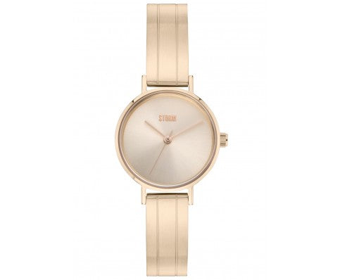 Small Rose Gold Watch