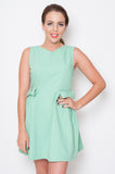 Mint Bow Tea Party Dress