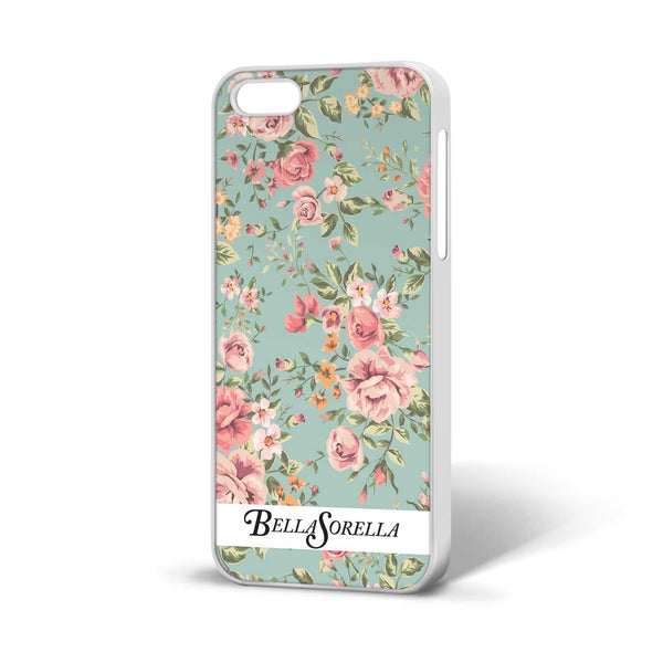 BS Floral iPhone Case