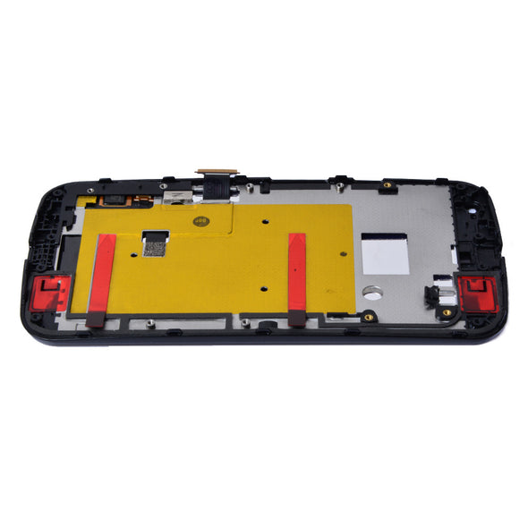 Motorola Moto G2 Display Assembly with Frame - LL Trader