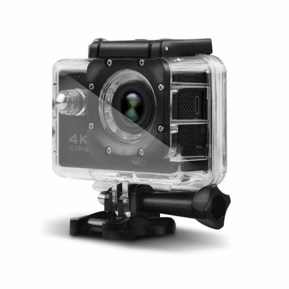 4K 2'' Ultra HD 1080P Sports WiFi Action Camera Remote Control DV Video Recorder - LL Trader