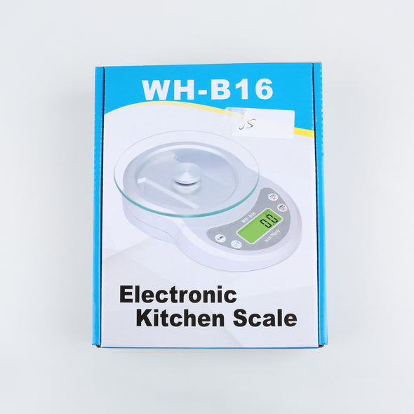 5KG Digital Scale Weighing Postal LCD Electronic Kitchen Balance - LL Trader