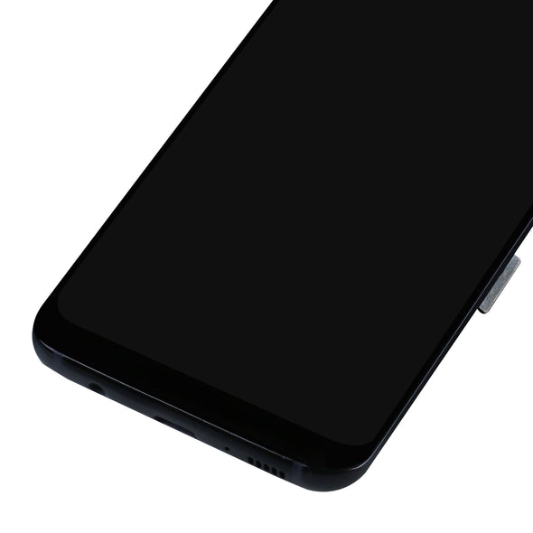 Samsung Galaxy S8 Display Assembly With Frame - LL Trader