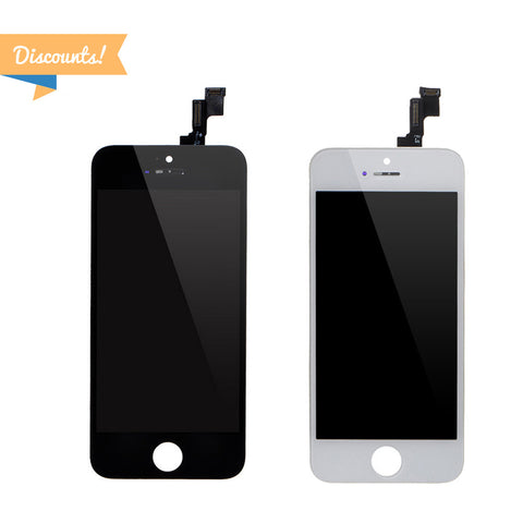 Discount - 5pcs - iPhone 5S Display Assembly