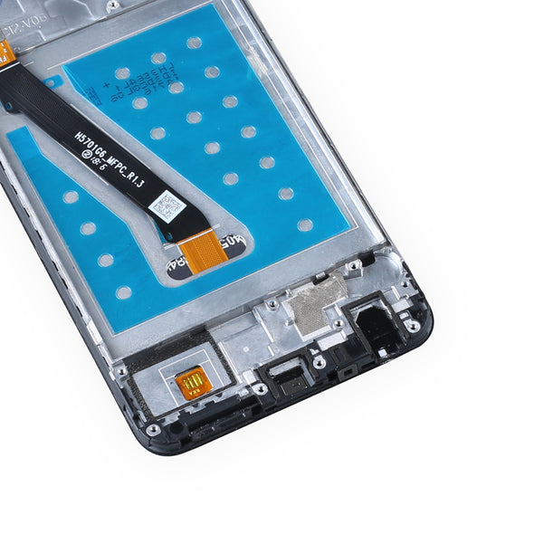 Huawei P Smart FIG-LX1 LCD Touch Screen Digitizer Assembly with Frame - LL Trader