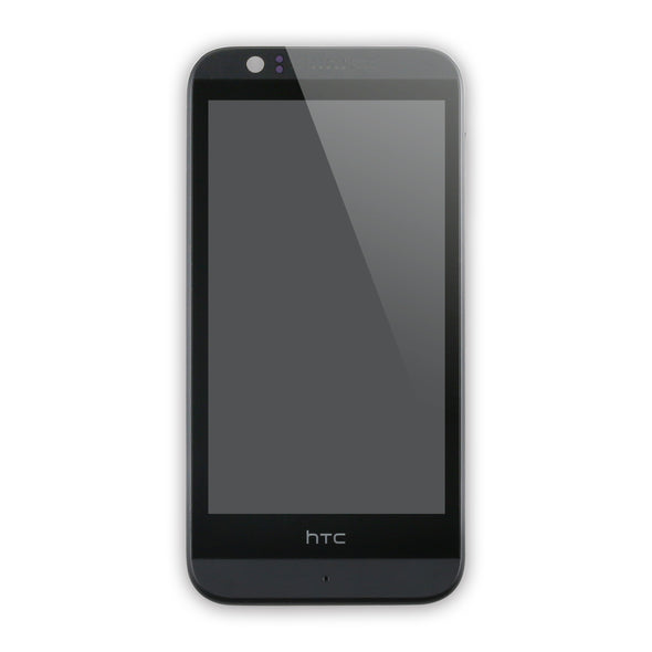 HTC Desire 510 Display Assembly with Frame - LL Trader