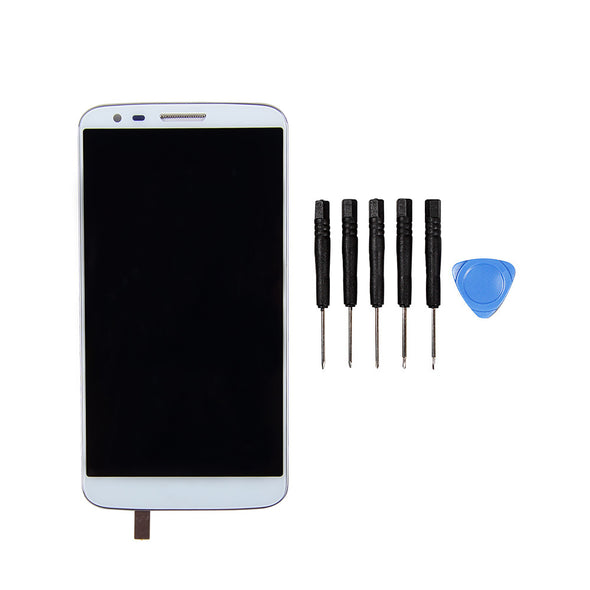 LG G2 Display Assembly with Frame - LL Trader