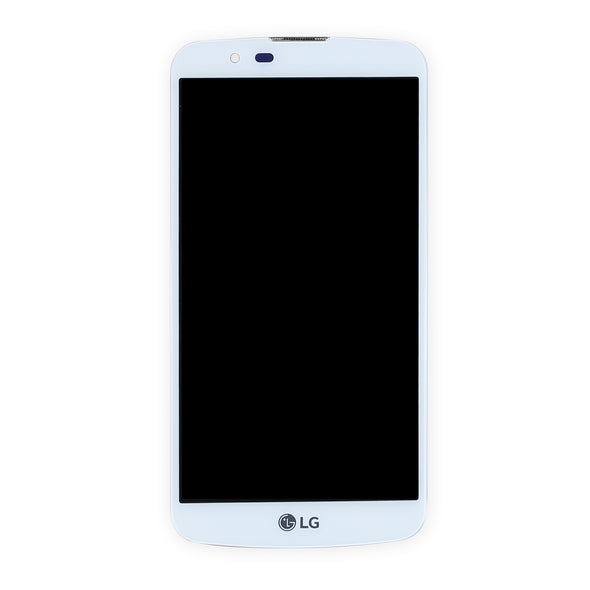 LG K10 2016 K420N Touch Screen Digitizer Assembly with Frame - LL Trader