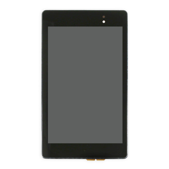 Asus Google Nexus 7 2nd Gen K008 K009 Display Assembly with Frame - LL Trader