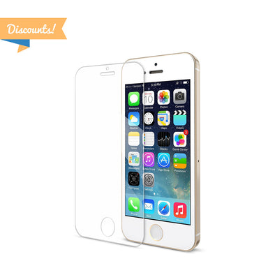 Discount - 5pcs - HD Clarity + Extreme Shatter Protection for iPhone - LL Trader