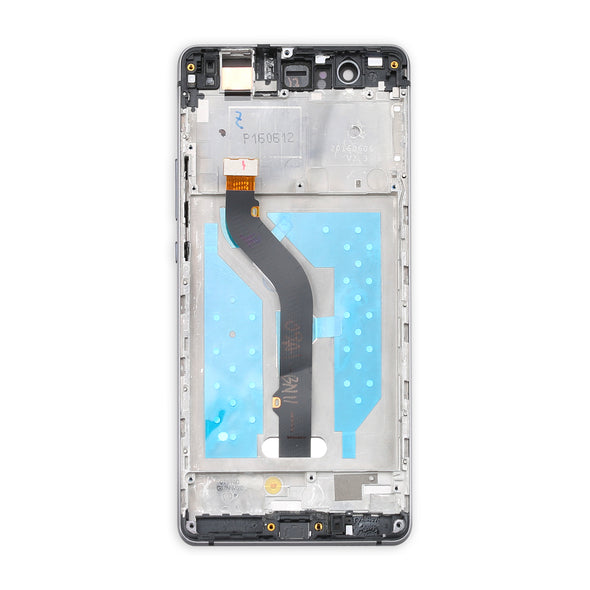 Huawei P9 Lite Display Assembly with Frame - LL Trader
