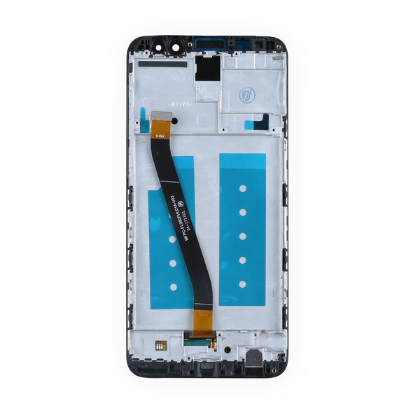 Huawei M10 Lite Display Assembly with Frame - LL Trader