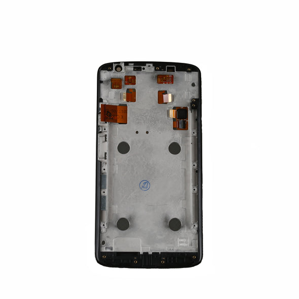 Motorola Moto X-Play Display Assembly with Frame - LL Trader