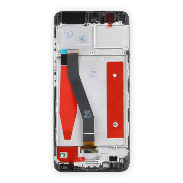 Huawei P10 Display Assembly with Frame - LL Trader