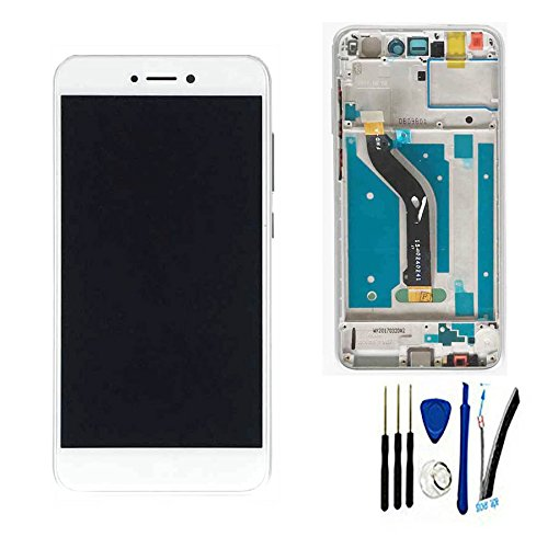 Huawei P8 Lite 2017 PRA-LX1 Display Assembly with Frame - LL Trader