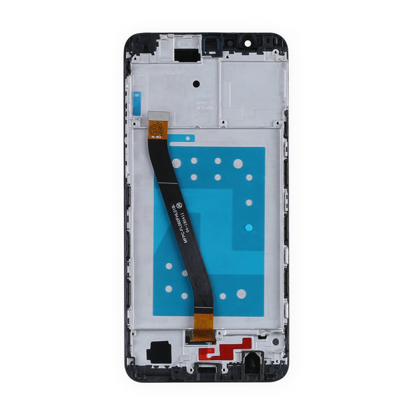 Huawei Honor 7X Display Assembly with Frame - LL Trader