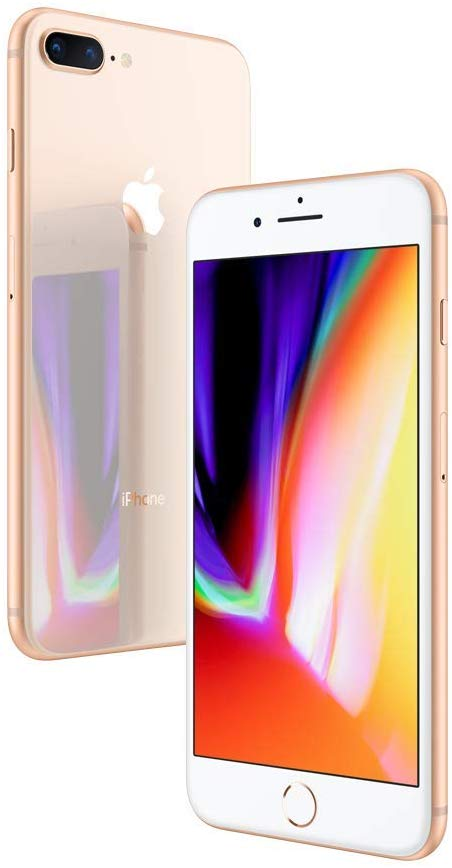 NEW Apple iPhone 8 Plus Factory Unlocked Smartphone 64GB 256GB - LL Trader