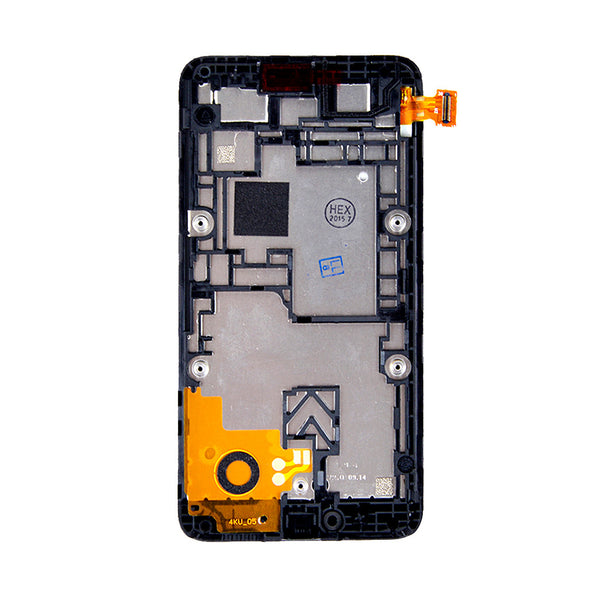 Nokia Lumia 530 Display Assembly with Frame - LL Trader