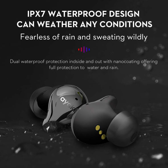 O4 Bluetooth 5.0 Wireless Earbuds Headphones Wireless Earphones - LL Trader