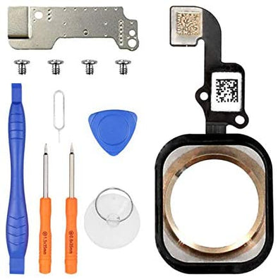 iPhone 6, iPhone 6 Plus Home Button Replacement with Flex Cable