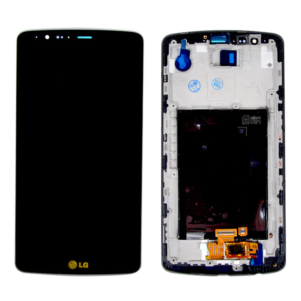 LG G3 Display Assembly with Frame - LL Trader