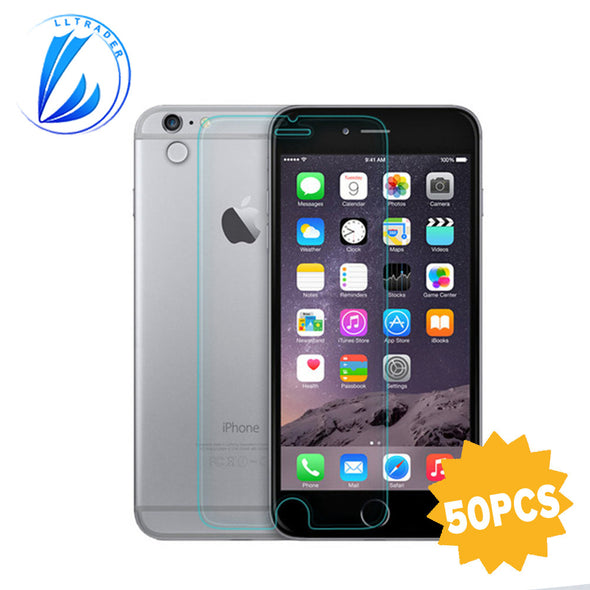 Discount - 50pcs - HD Clarity + Extreme Shatter Protection for iPhone - LL Trader