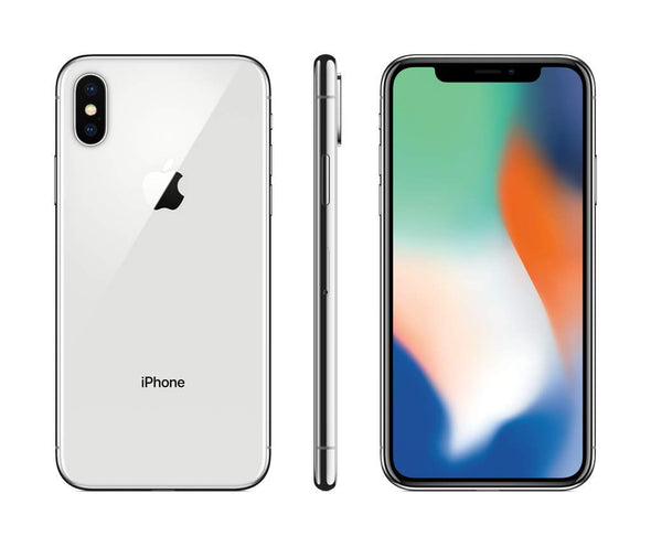 Refurbished Apple iPhone X (iPhone 10) - 64GB 256GB - Unlocked SIM Free - LL Trader