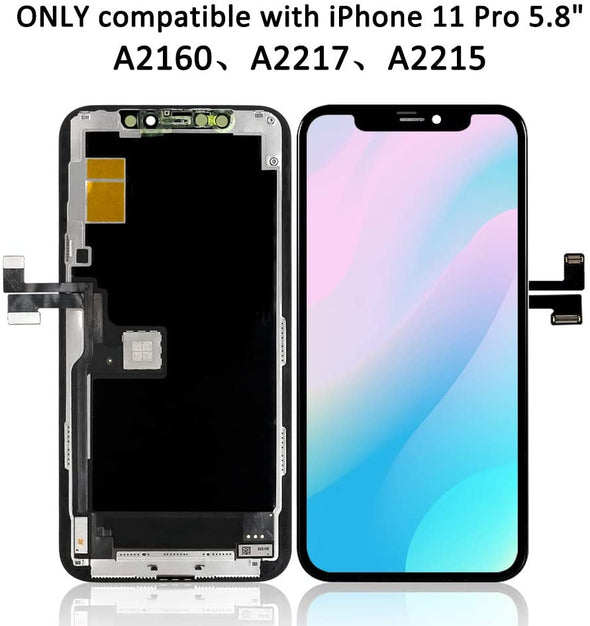 iPhone 11 Pro LCD Display Assembly