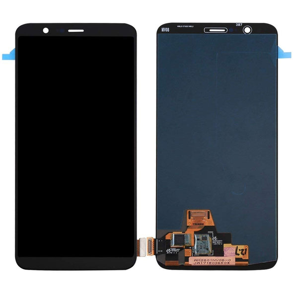 "OnePlus 5T 1+5T A5010 6"" LCD Display Touch Screen Digitizer Assembly Replacement - LL Trader"