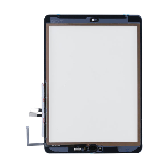 iPad 6 2018 A1893 A1954 Touch Screen Digitizer + Button IC & Adhesive - LL Trader